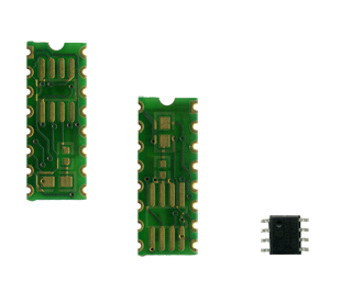 SNES CIC Chip Clone Key PAL/NTSC (D413/D411), 5 sets